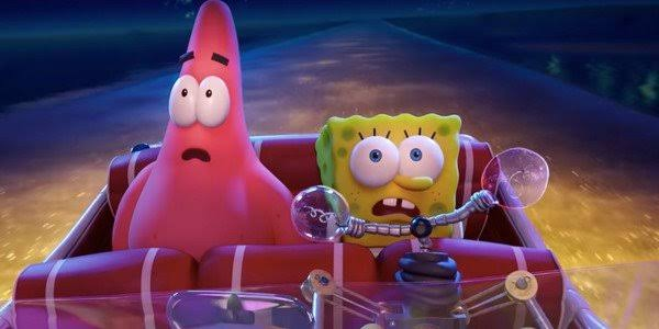 The SpongeBob Movie update