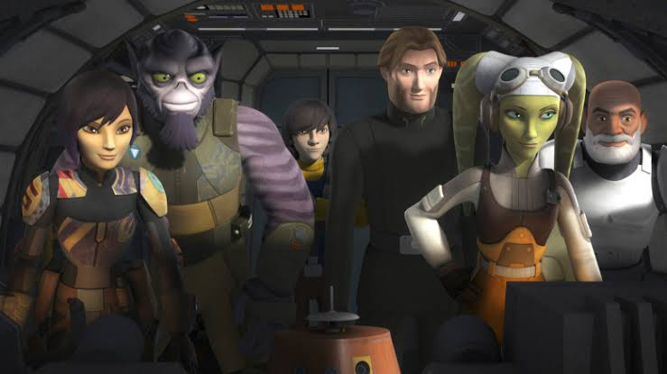 Star War Rebels new season