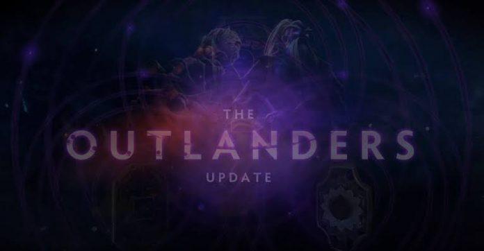 Dota 2 The Outlanders Release date