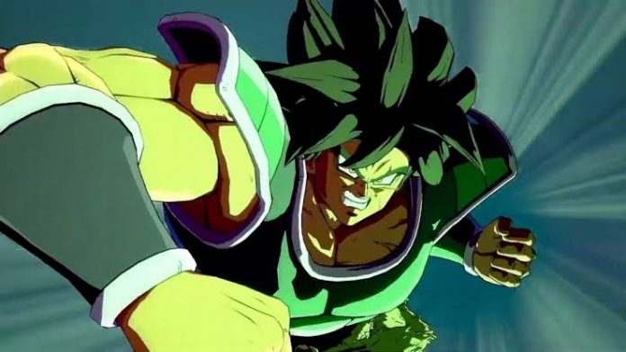 Dragon Ball Fighterz Broly Release date