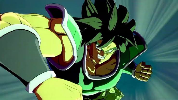 Dragon Ball Fighterz Broly update