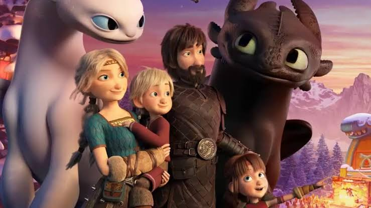 How To Train Your Dragon 4 release date