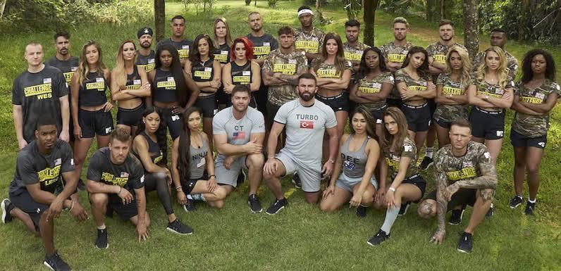 The Challenge Season 35
