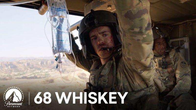 68 Whiskey cast
