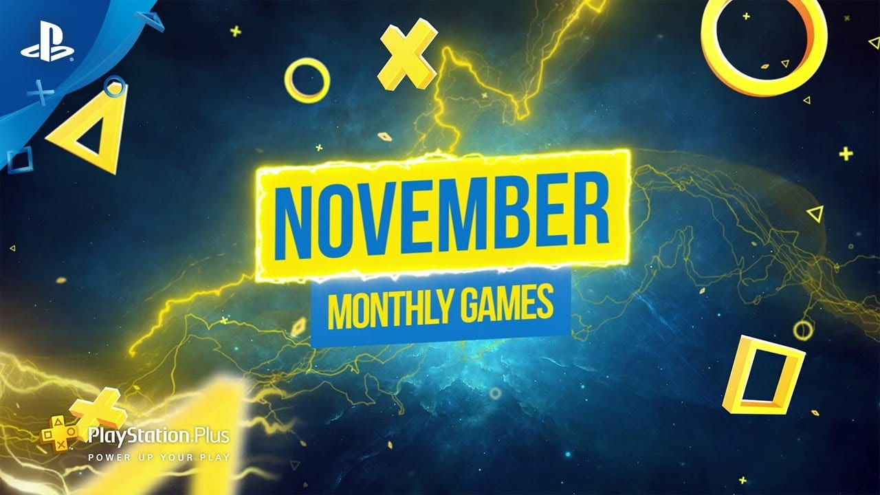 PlayStation Plus November