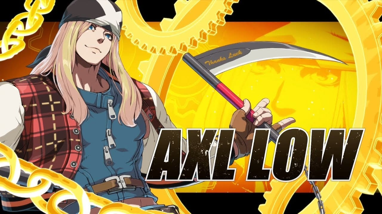 New Guilty Gear be characters