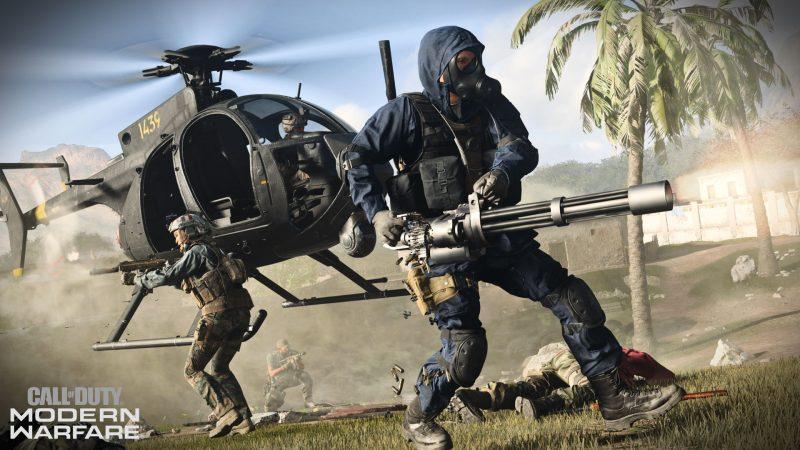 Call Of Duty Modern Warfare Season 1 update