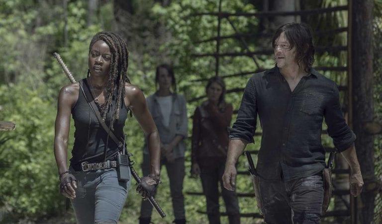 Index of The Walking Dead Season 10