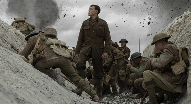 1917: A Nail Biting Tour of World War I