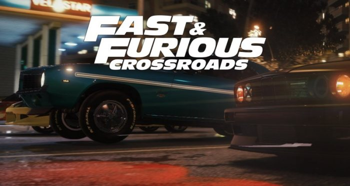 Fast And The Furious Crossroads update
