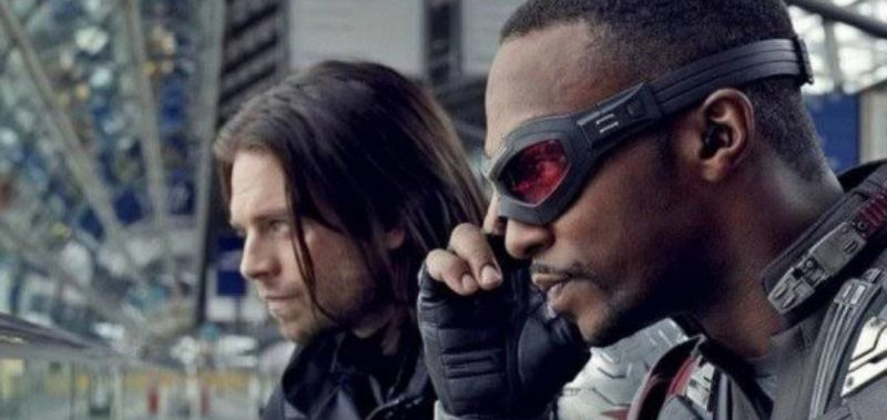 The Falcon and The Winter Soldier : Anthony Mackie's Cool Suit Gets Leaked