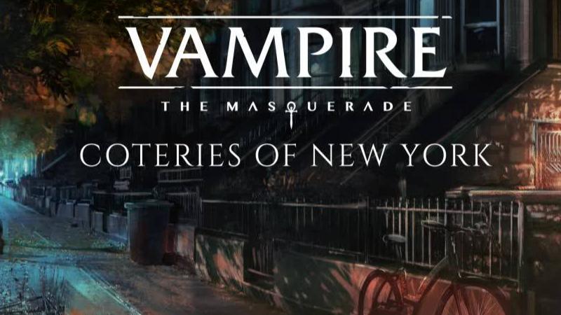 Vampire: The Masquerade—Coteries of New York