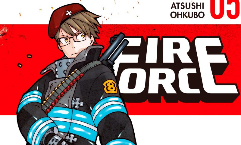 Fire Force Chapter 201 Release Date and Spoilers