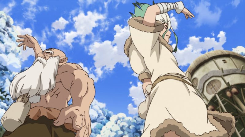 Dr. Stone Chapter 134 update