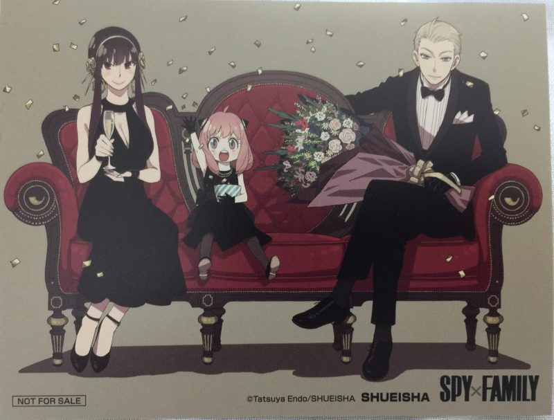 Spy x Family Chapter 19 update