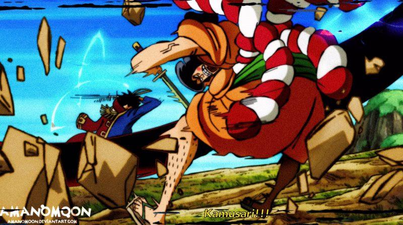 One Piece 967 update
