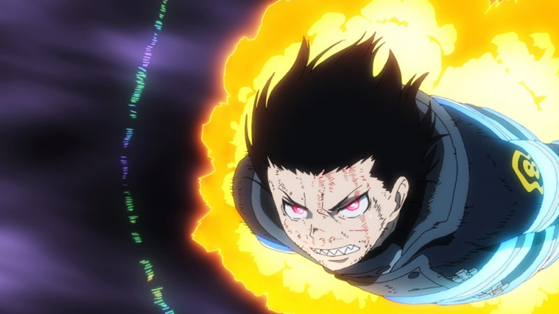 Fire Force Episode 23 Watch Online