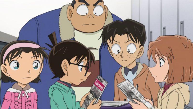 Detective Conan Episode 965