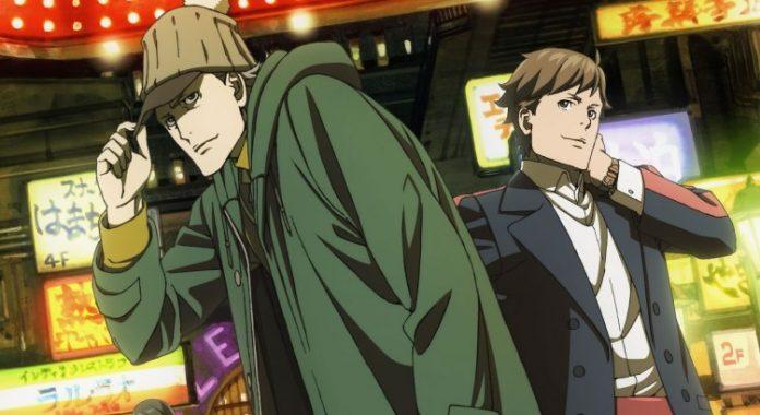 Kabukichou Sherlock Episode 9