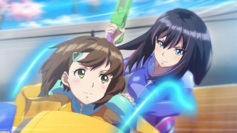 Kandagawa Jet Girls Episode 12