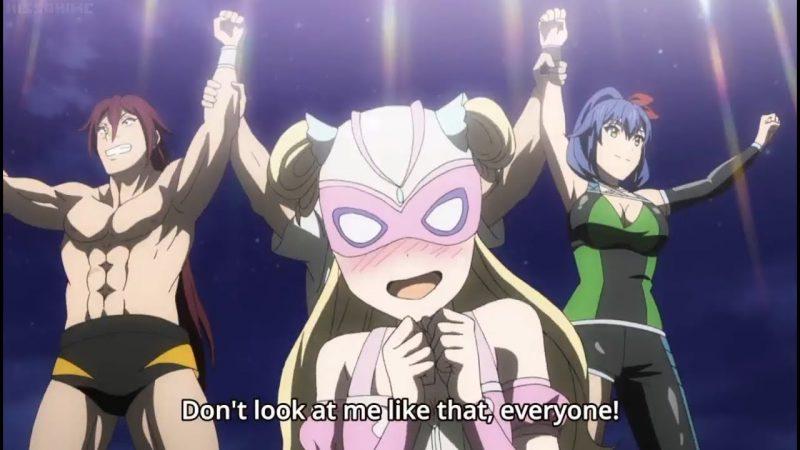 Kemono Michi Rise Up Episode 12