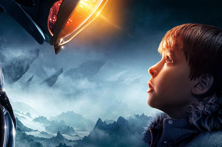 NETFLIX: 'LOST IN SPACE' RENEWED FOR 3rd AND FINAL SEASON