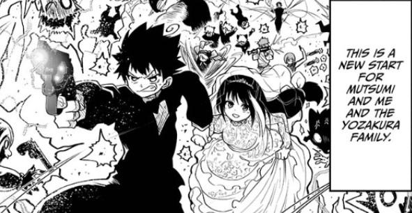 Mission Yozakura Family Chapter 19 Spoilers