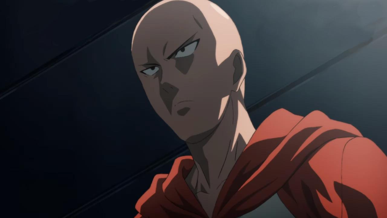 One Punch Man Season 2 OVA 2