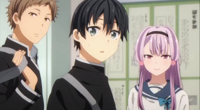 Oresuki Episode 12