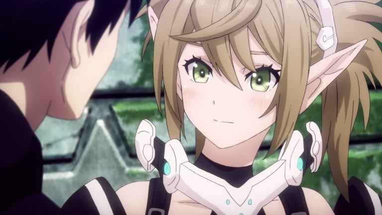 Phantasy Star Online 2 Episode Oracle Episode 12 subbed