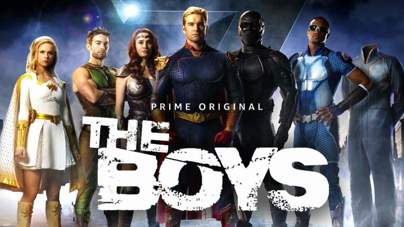 The Boys Season 2 update