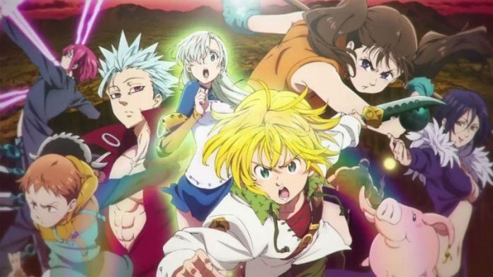 The Seven Deadly Sins: Wrath of the Gods Episode 13 release date