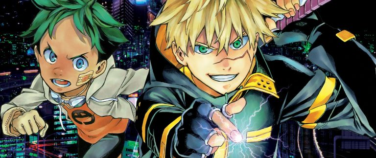 Tokyo Shinobi Squad Chapter 27 Release Date and Spoilers.