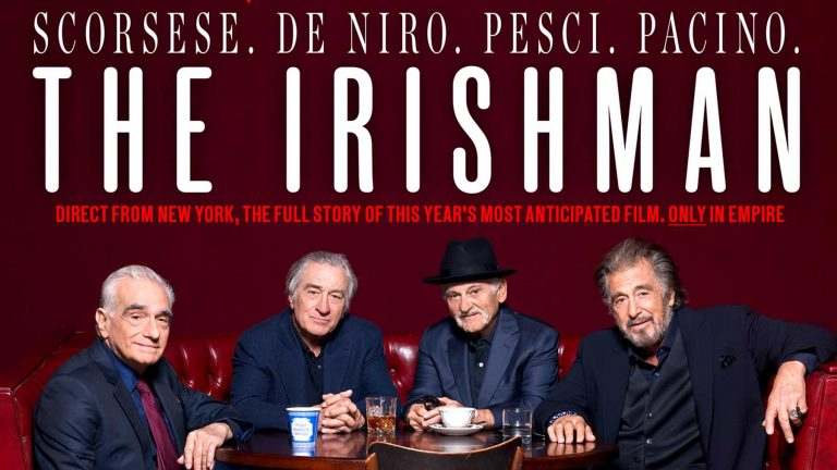 Never Even Thought Of Making The Irishman A TV Series - Martin Scorsese