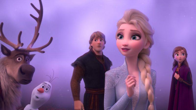 Frozen 2 DVD update
