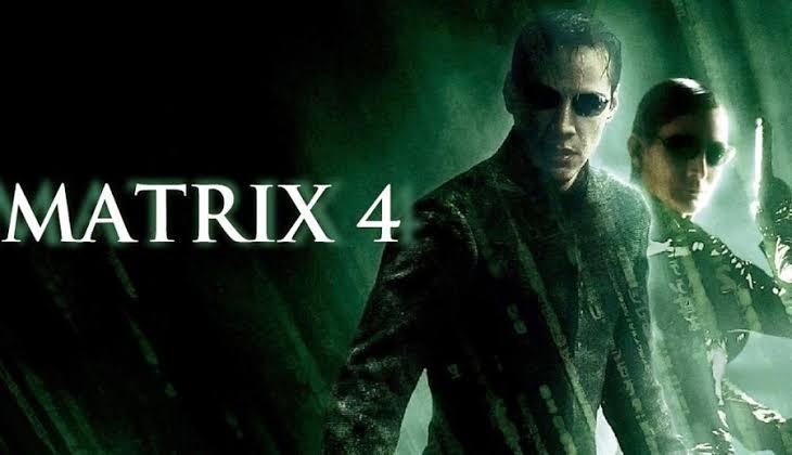 Matrix 4 filming