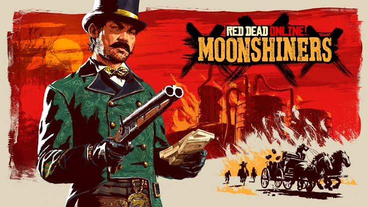 Red Dead Redemption 2 moonshiners