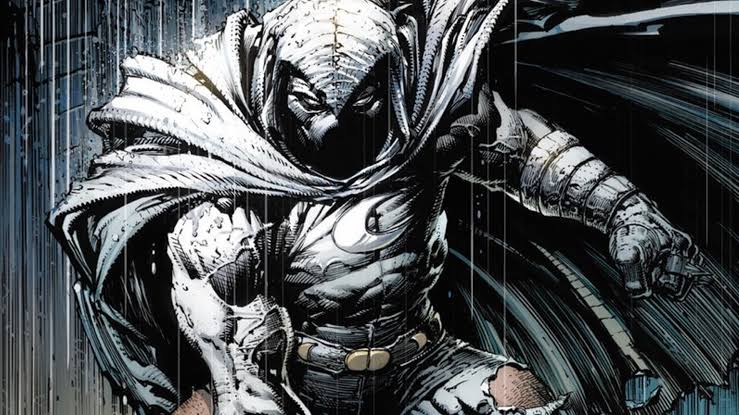 Moon Knight update