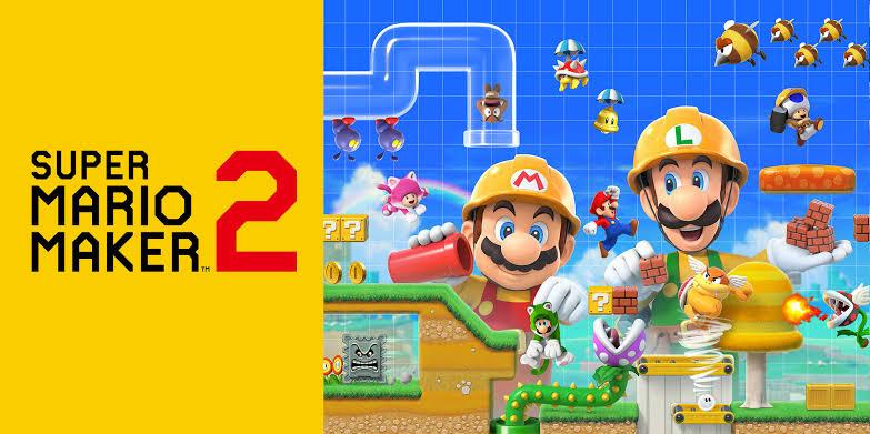 Super Mario Maker 2 update 2.0