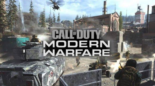 Call Of Duty: Modern Warfare Battle Royal