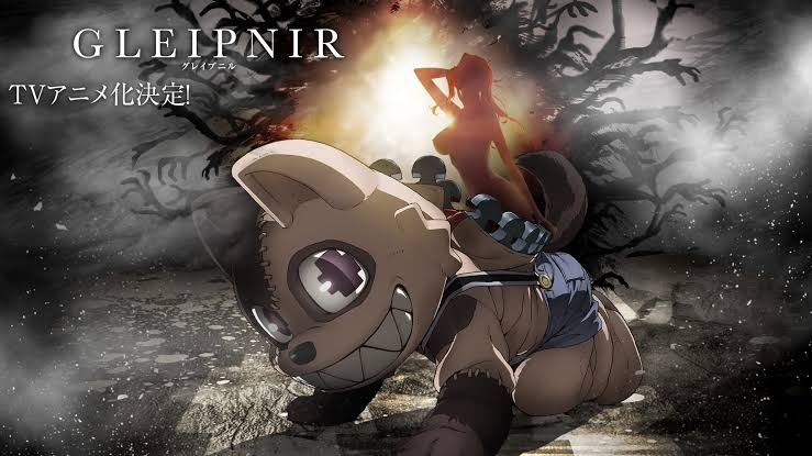 Gleipnir Anime cast