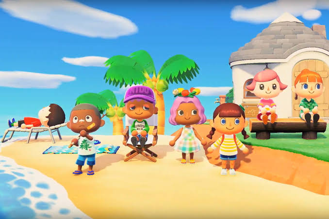 Animal Crossing New Horizons release date