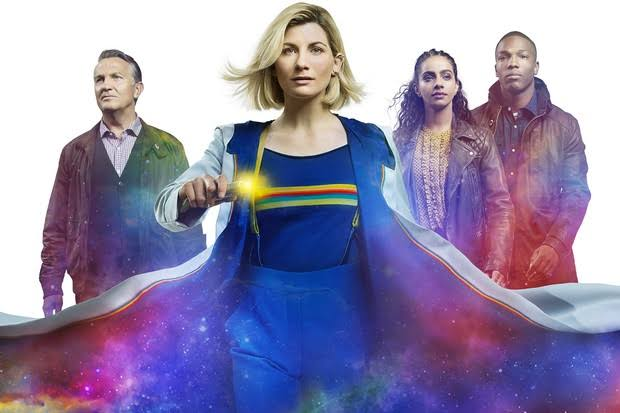 Doctor Who Season 12 update