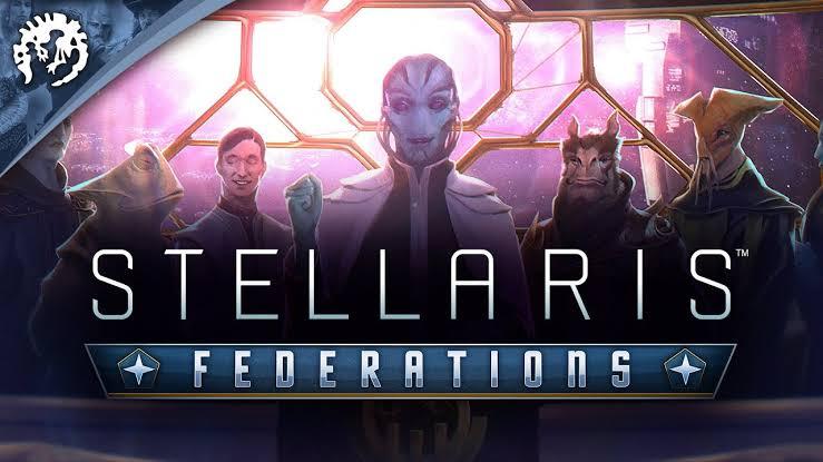 Stellaris: Federations update