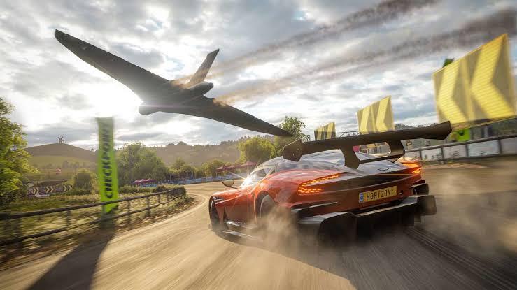 Forza Horizon 4 details
