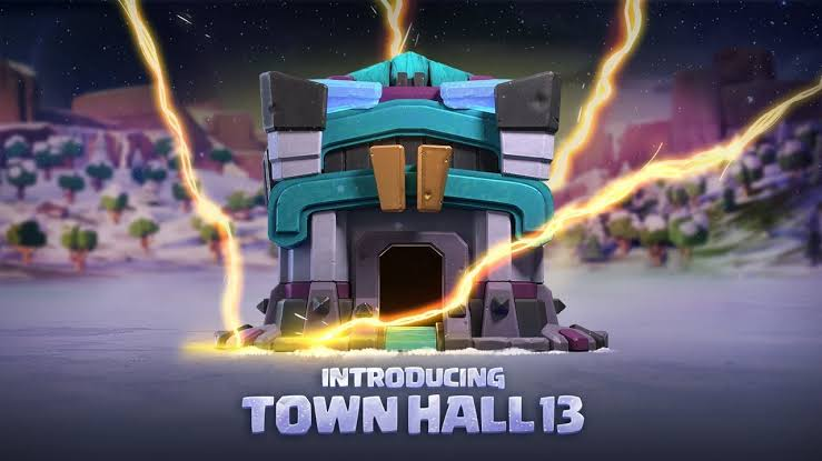 Clash Of Clans Townhall 13