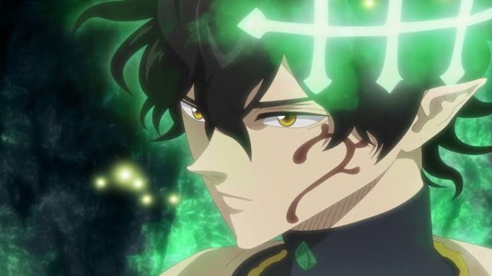 Black Clover Chapter 233 Yuno