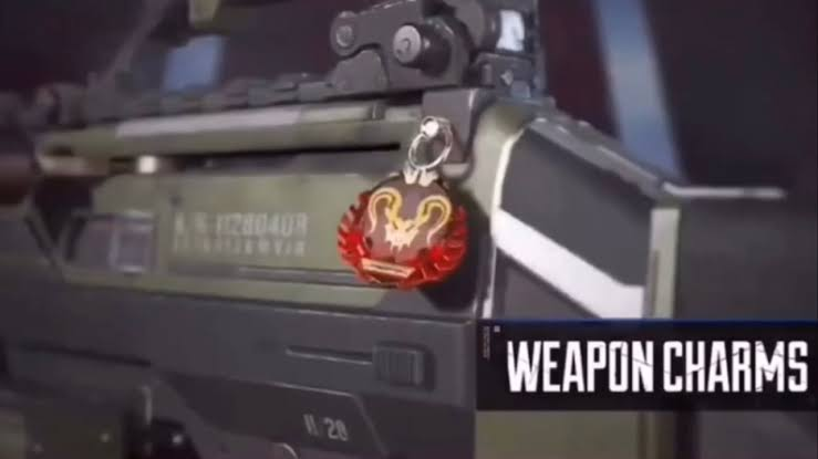 Apex Legends weapon Charms