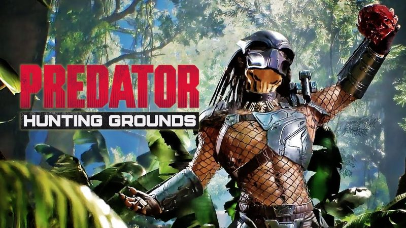 Predator: Hunting Grounds pc