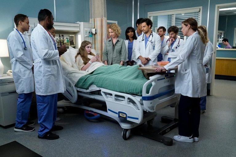 Grey's Anatomy Season 16 Episode 10